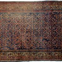 Tappeto realizzato dalle orfane armene a Ghazir