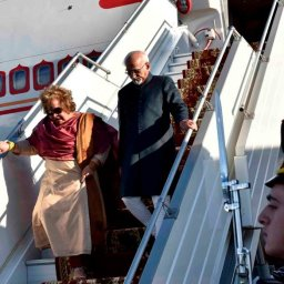 Vice-Presidente indiano in visita a Yerevan