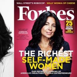 Carolyn Rafaelian tra le donne più ricche degli USA