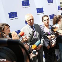 L'UNIONE EUROPEA PRONTA A SOSTENERE L'ARTSAKH