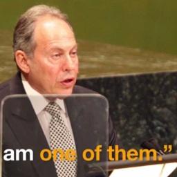 Emile Lahoud, veterano della politica libanese, orgoglioso delle sue origini armene