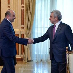 Il Ministro dello Sviluppo Economico Karayan ha illustrato i risultati della politica economica dell'Armenia
