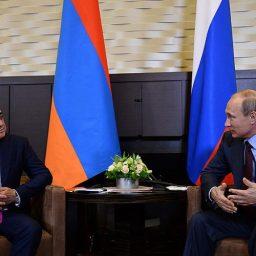 Oltrelalinea.news – I rapporti russo-armeni nel mirino delle ONG atlantiste