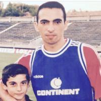 Youri Djorkaeff pubblica una foto nostalgica con il piccolo Henrikh Mkhitaryan