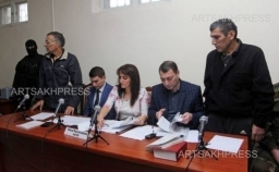 La Croce Rossa in visita a due detenuti azeri in Artsakh