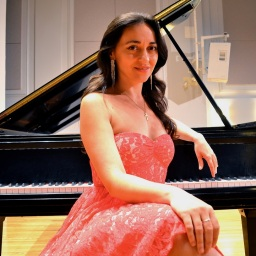 La pianista Kariné Poghosyan insegnerà all'Accademia Internazionale di Vienna