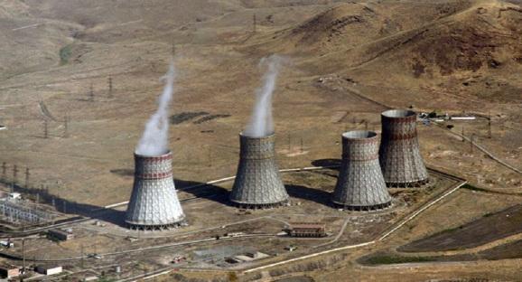 Metsamor - Centrale nucleare