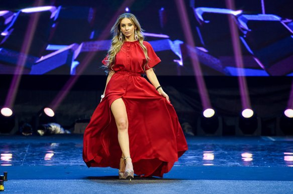 Shushan Yeritsyan Miss CIS 2017 02