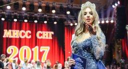 "Shushan Yeritsyan vince il concorso di ""Miss CSI 2017"""