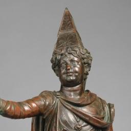 Statua di un Principe d'Armenia al Metropolitan Museum
