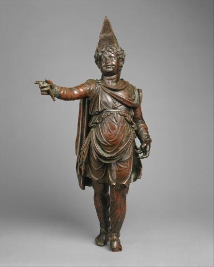 Statua Attis trovata in Egitto