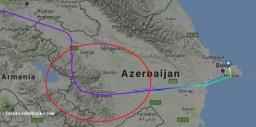 Aereo turco viola lo spazio aereo dell'Artsakh
