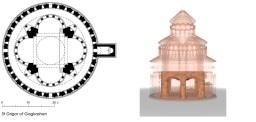 ANI: la chiesa di Gagkashen ricostruita in 3D