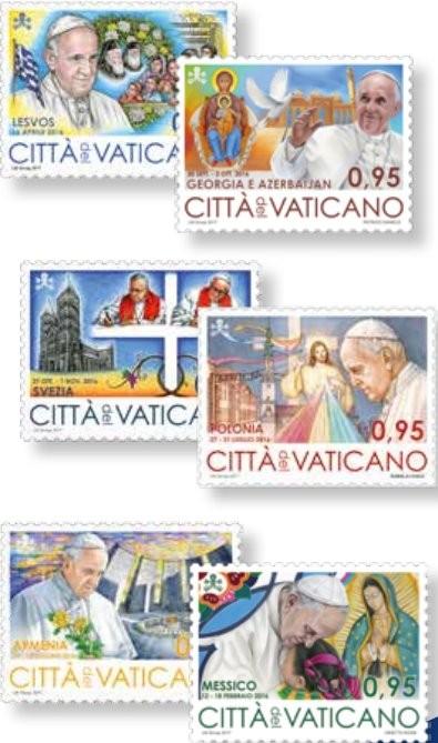 Vaticano Francobolli Armenia