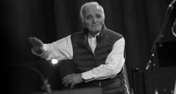 Charles Aznavour è morto