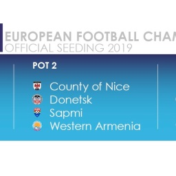 Artsakh ed Armenia Occidentale parteciperanno alla Coppa Europea CONIFA 2019