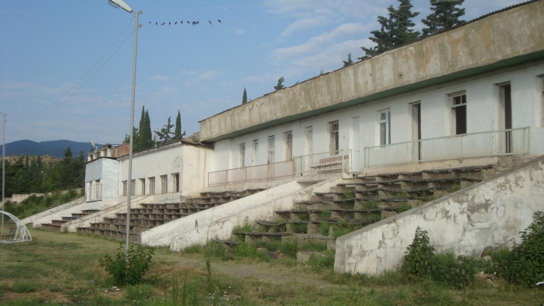 Stadio Vigen Shirinyan Martakert Artsakh