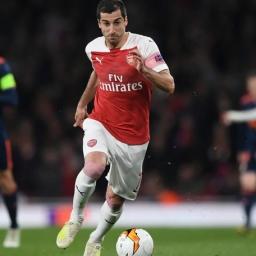 Europa League – Mkhitaryan non andrà a Baku: è in pericolo la sicurezza del calciatore
