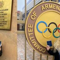 Il sogno armeno di Allison Halverson si avvera