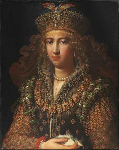 Uffizi - Regina d'Armenia