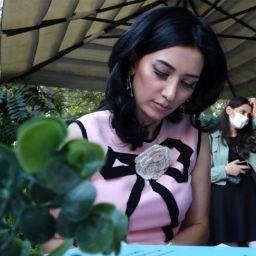 """Arpine Hovhannisyan presenta il suo ultimo libro, """"Il Diritto dei Media"""""""