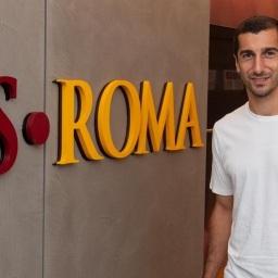 Mkhitaryan e l'AS Roma finalmente sposi