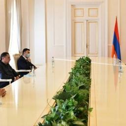 Il Presidente armeno Sargsyan ha incontrato i rappresentanti del Partito Repubblicano