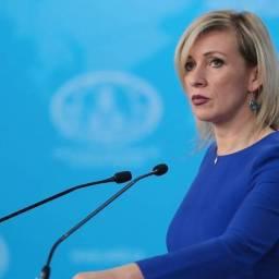 M. Zakharova: la Russia ribadisce l'inammissibilità dell'intervento straniero in Nagorno-Karabakh