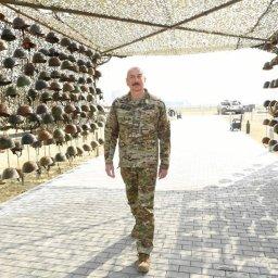 Il dittatore Aliyev inaugura il museo dell'orrore