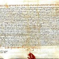 Leone IV di Cilicia - Decreto di libero scambio con la Sicilia (1331)