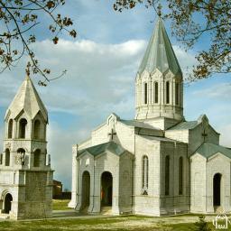 Shushi – Chiesa del Santo Cristo Salvatore