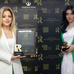 Assegnati gli Armenian PR Awards 2021